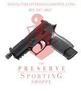 """Sig Sauer P320 4.6"""" 9mm Handgun"""