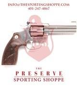 """Colt King Cobra Target 4.25"""" .357Mag Revolver"""