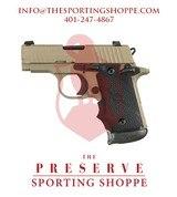 "Sig Sauer P238 Scorpion 2.7"" .380ACP Handgun"