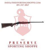"Winchester 1885 Hunter Rimfire 24"" .22WMR Lever-Action Rifle"