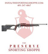 "Ruger American® Rimfire Target 18"" .22LR Rifle"