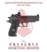 """Sig Sauer P226 Legion RX 4.4"""" 9mm Handgun"""