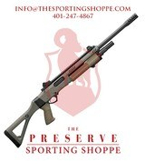 "Fabarm STF 12 Gauge 18"" PG FDE Shotgun - 1 of 4"