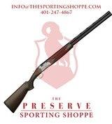 "Beretta 686 Silver Pigeon I 12 Gauge 32"" Shotgun"