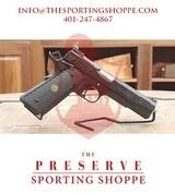 """Pre-Owned - Wilson Combat CQB Elite 9mm 5"""" Handgun - 1 of 11"""