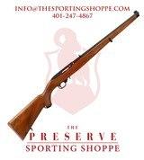 """Ruger 10/22 Semi Auto .22LR 18.5"""" Carbine"""