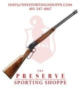"""Browning BL-22 Grade II Lever Action .22LR 20"""" Rifle"""