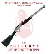 """Henry All Weather Lever Action .30-30 20"""" Rifle - 1 of 3"""