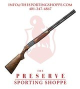 "Beretta 690 Sporting Over/Under 12 Gauge 32"" Shotgun"