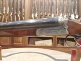 "Pre-Owned - Simson Suhl Side by Side 12 Gauge 28"" Shotgun - 11 of 16"