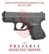 """Glock GEN4 G27 Double .40SW 3.42"""" Pistol - 1 of 3"""