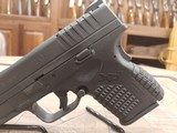 "Pre Owned - Springfield XDS XS685730 Semi-Auto .45 ACP 3.3"" Pistol - 9 of 12"