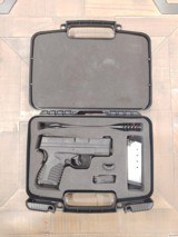 "Pre Owned - Springfield XDS XS685730 Semi-Auto .45 ACP 3.3"" Pistol - 2 of 12"