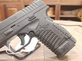 """Pre Owned - Springfield XDS DAO 9mm 4"""" Pistol - 9 of 12"""