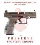 """Walther PPQ M2 Semi-Auto 9MM 4"""" Coyote Tan Pistol"""
