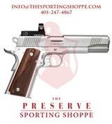 "Kimber Stainless LW OI Semi Auto 9mm 5"" Pistol"