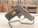 """Pre Owned - Sig Sauer P238 Spartan Single Action 380 ACP 2.7"""" Pistol - 5 of 12"""