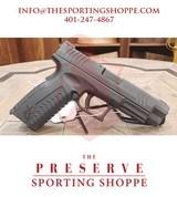 """Pre Owned - Springfield XDM Semi-Auto .45 ACP 4.5"""" Pistol"""