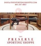"Pre Owned - CMMG Resolute 100 MKG Semi-Auto .45 ACP 16"" Rifle - 1 of 16"