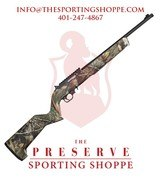 """T/C Arms T/CR22 Semi-Auto 22LR 17"""" Edge Camo Rifle - 1 of 3"""