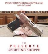 """Pre Owned - Interarms Star Firestar Semi-Auto .40 S&W 3.4"""" Pistol"""