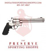 """Smith & Wesson 500 SA/DA 500 S&W Magnum 8.38"""" Revolver"""