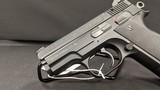 "Pre Owned - CZ 2075 RAMI Semi-Auto 9mm 3"" Handgun - 8 of 11"
