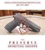 "Pre-Owned - Sig Sauer P226 MK25 9mm 4.4"" Handgun - 1 of 12"