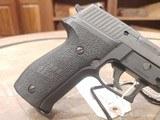 "Pre-Owned - Sig Sauer P226 MK25 9mm 4.4"" Handgun - 3 of 12"