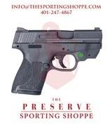 "Smith & Wesson M&P9 Shield M2.0 DA 9mm 3.1"" Handgun"