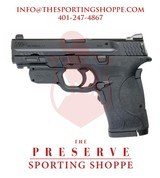 "S&W M&P380 Semi-Auto .380 ACP 3.68"" Handgun"