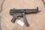 "Pre Owned - Heckler & Koch SP5 Semi-Auto 9mm 8.86"" Handgun - 2 of 9"