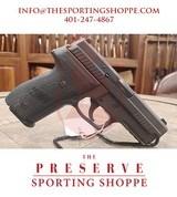 """Pre-Owned - Sig Sauer P229 Elite DAO 9mm 3.6"""" Handgun"""