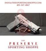 """Pre-Owned - Bersa TPR9C SA/DA 9mm 3.2"""" Handgun"""