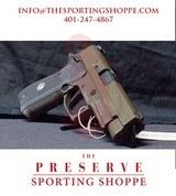 """Pre-Owned - Sig Sauer P220 Legion SAO .45 ACP 4.25"""" Handgun - 1 of 11"""