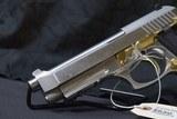 """Pre-Owned - Taurus PT92 SA/DA 9mm 4.75"""" Handgun - 6 of 11"""