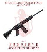 """S&W M&P 15 Sport II Semi-Auto 5.56 16"""" Rifle - 1 of 3"""