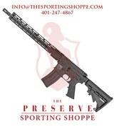 """DBF DB15 Semi-Auto 5.56 16"""" Rifle"""
