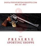 """Pre-Owned - Smith & Wesson 29-3 DA 8.12"""" .44 Mag Revolver"""