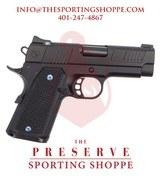 "Nighthawk Ambassador Counselor SA 9mm 3.5"" Handgun"