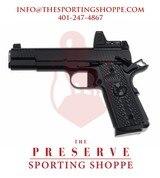 "Nighthawk Custom Shadow Hawk RMR SA 9mm 5"" Handgun"