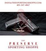 "Pre-Owned - HK P2000 DAO 9mm 3.5"" Handgun"