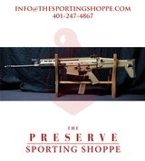 "Pre-Owned - FN SCAR 17S Semi-Auto 7.62x51mm 16.25"" FDE Rifle"