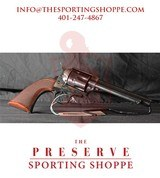"""Pre-Owned - Taylor's & Co Single Action .45 Long Colt 5.5"""" Revolver"""
