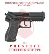 "HK P30S V3 DA/SA 9mm 3.85"" Handgun"