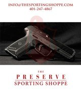 """Pre-Owned - Ruger Security 9 Semi-Auto 9mm 4"""" Handgun"""