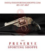 "Pre-Owned - Iver Johnson DA .32 S&W 3"" Handgun"