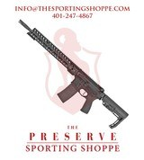 "POF Minuteman Rifle Semi-Auto 5.56 NATO 16.5"" Rifle"
