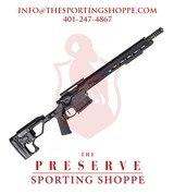 "CA MPR Black Bolt Action .308 16.25"" Rifle"