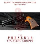 "Pre-Owned - Colt Diamondback DA .38 SPL 4"" Revolver"
